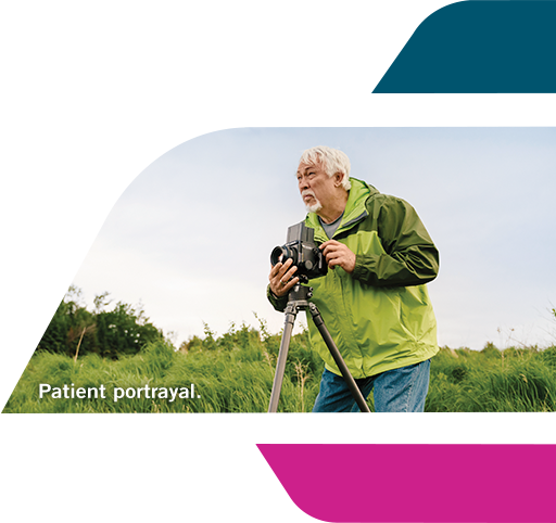 Patient portrayal