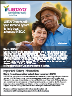 LIBTAYO® (cemiplimab-rwlc) patient brochure